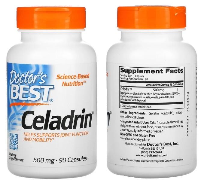 Celadrin Doctor's Best