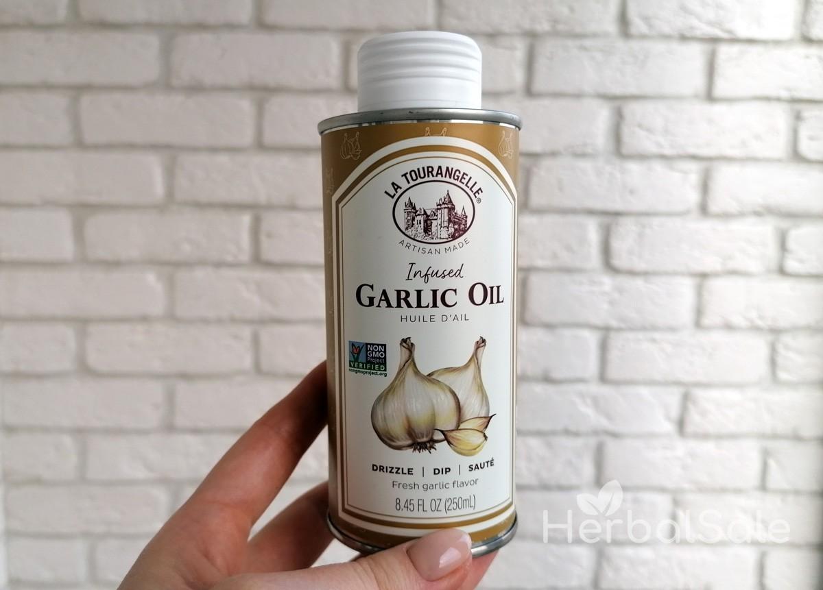 Чесночное масло La Tourangelle