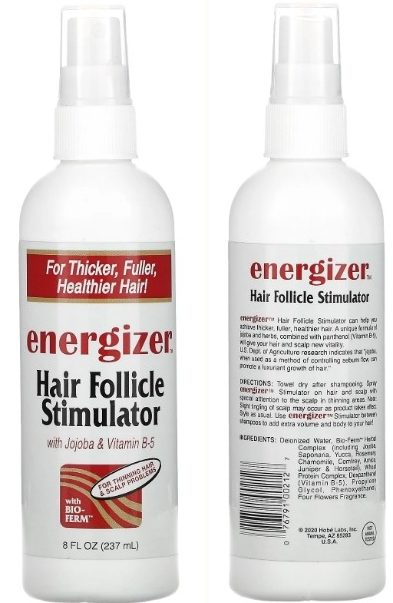 Стимулятор роста волос с жожоба и витамином B5 от Hobe Labs