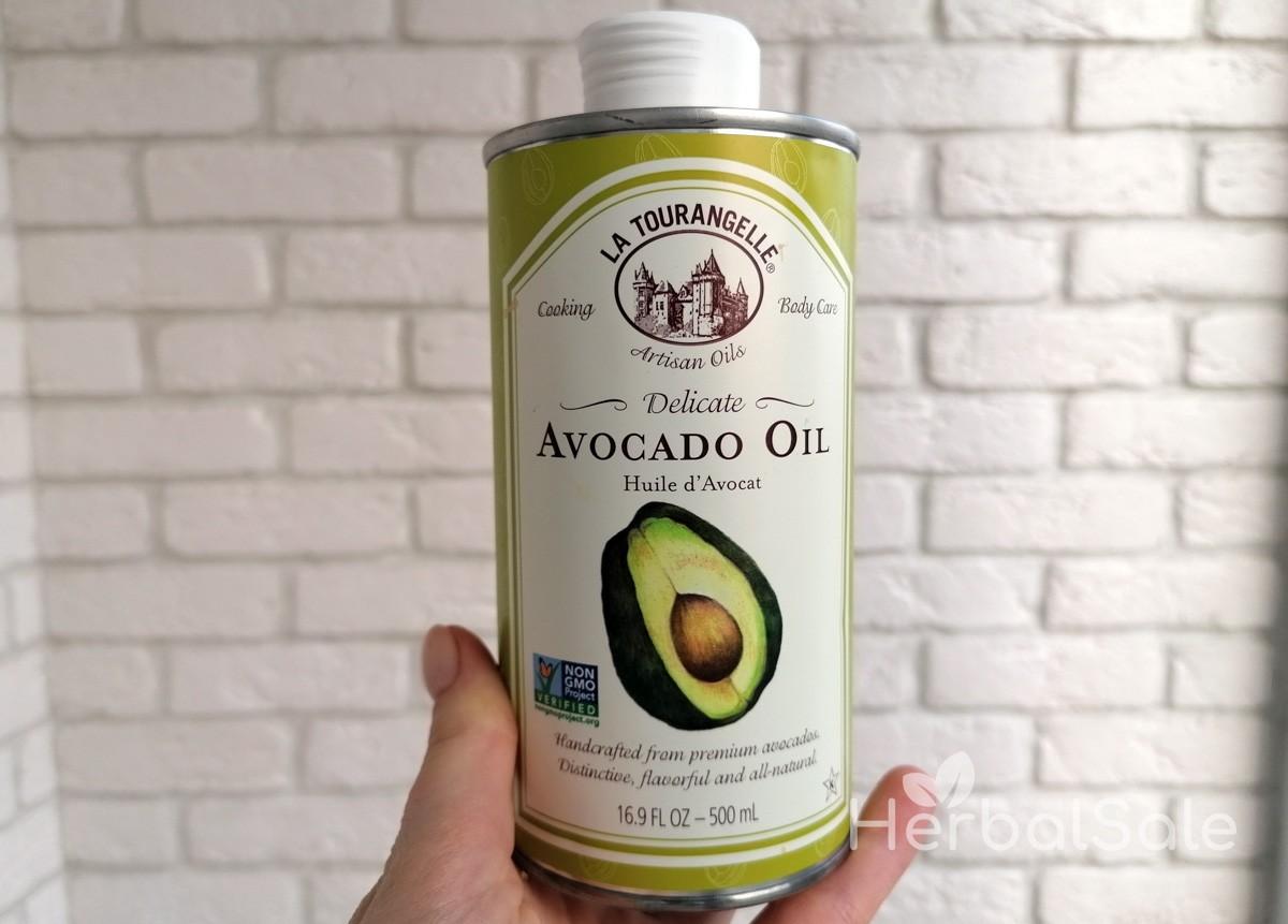 масло авокадо La Tourangelle