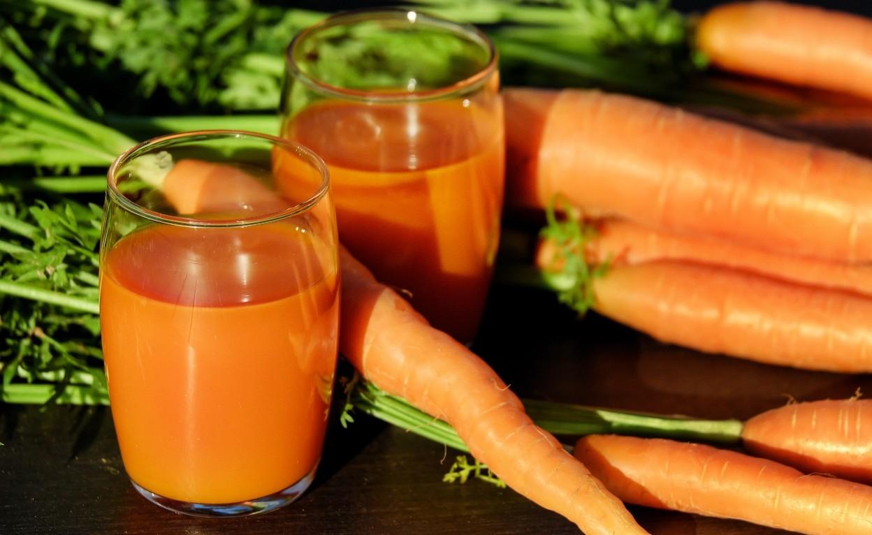 содержание бета-каротина в моркови