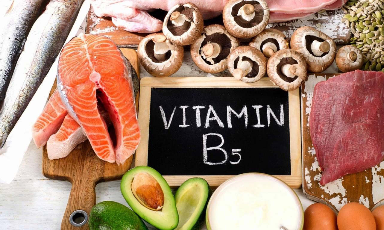 витамин в5 в продуктах