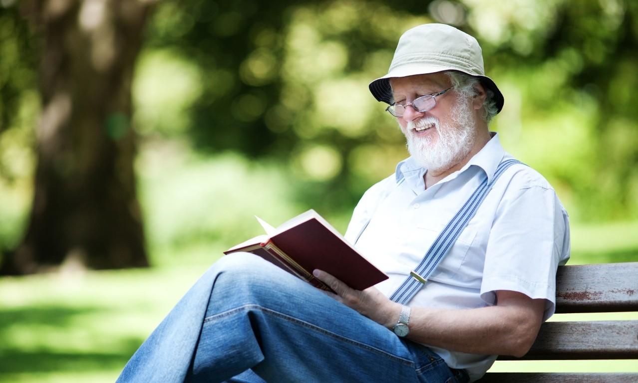 ДГК для работы мозга у пожилых людей
