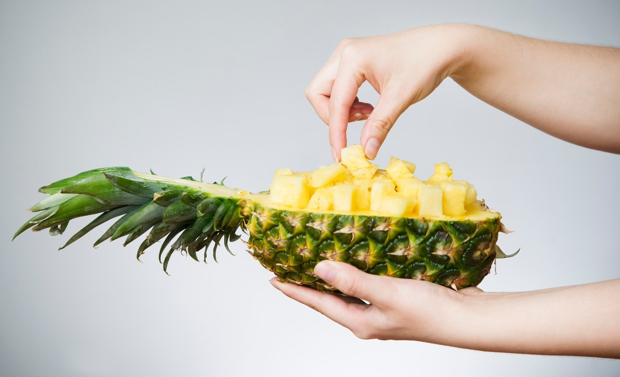 экстракт бромелайна из ананаса для пищеварения