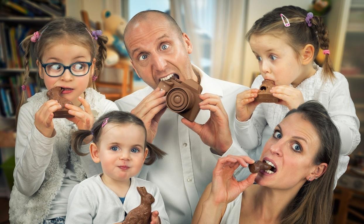 самый полезный шоколад для семьи
