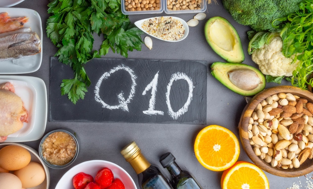 кофермент Q10 в продуктах питания