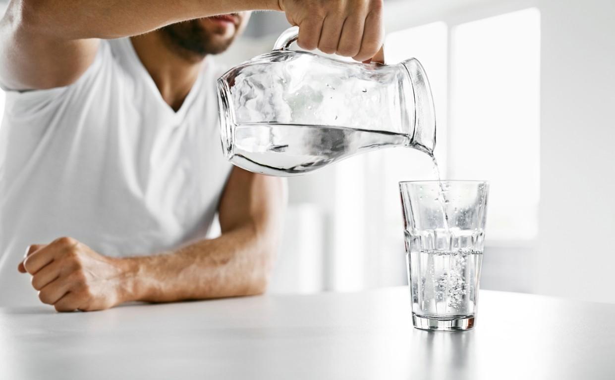 вода с содой