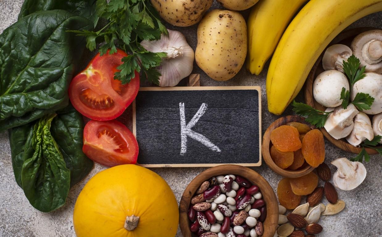 калий в продуктах питания